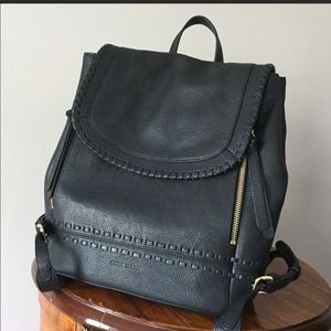 Cole Haan genuine leather backpack